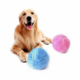Pet Electric Toy Ball Magic Roller Ball Toy Automatic Roller Ball magic ball Dog Cat Pet Toy Need To Use Battery 5pcs/Set