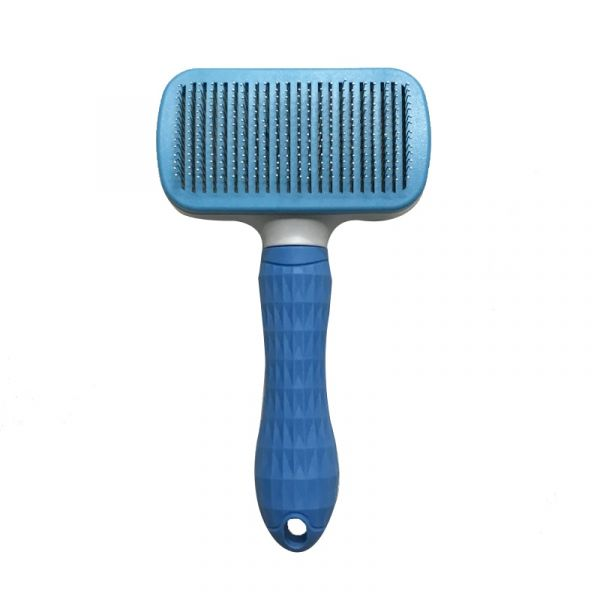 Dog Hair Removal Comb Grooming Cats Comb Pet Products Cat Flea Comb Pet Comb for Dogs Grooming Toll Automatic Hair Brush Trimmer